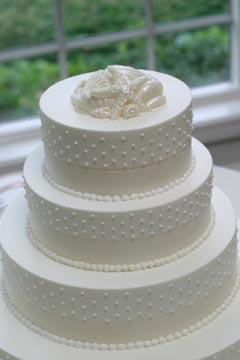 Tort alb simplu