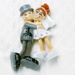 Marturie nunta magnet mire si mireasa