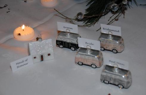 Marturii pentru nunta de iarna