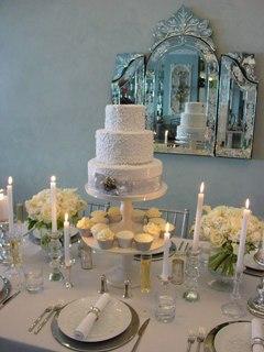 Tort si decor nunta argintiu