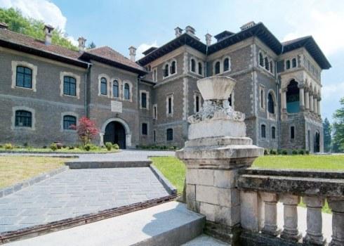 Palatul Cantacuzino, Busteni
