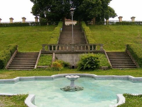 Palatul Brukenthal, Avrig