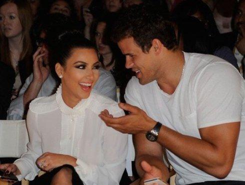 Kim Kardashian si Kris Humphries
