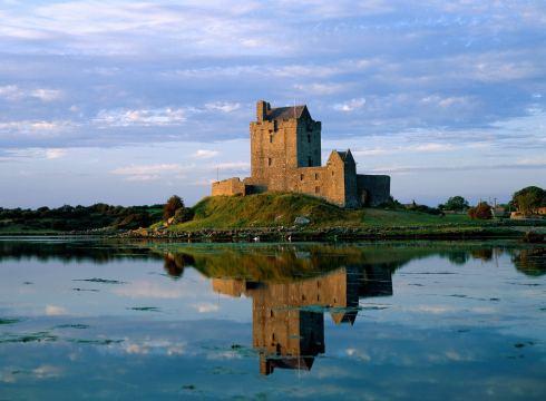 Castel in Irlanda