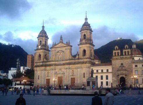 Catedrala Primada, Bogota, Columbia