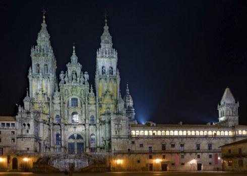 Catedrala Santiago de Compostela, Chile