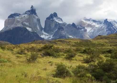 Cuernos del Paine, Argentina