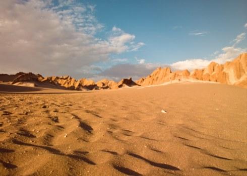 Desertul Atacama, Chile