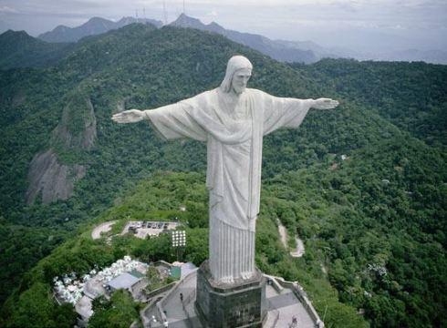 Isus Mantuitorul - Rio de Janeiro
