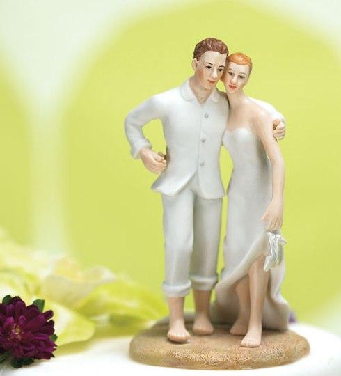 Figurina tortul miresei