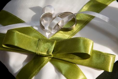 Pernuta verighete cu verde