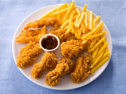 Mancare tip fast-food