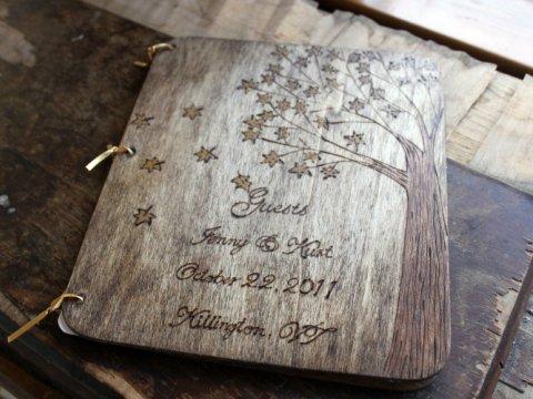 Carte oaspeti nunta toamna