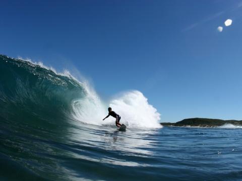 Surf la Melbourne, Australia