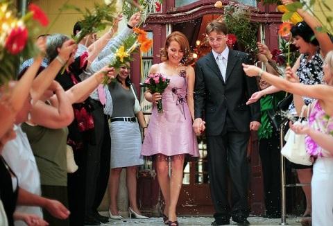 Superstiii orez nunta