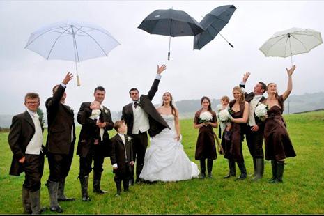 Superstitii nunta ploaie