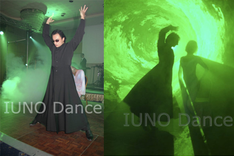 Dansatori la nunta dans contamporan