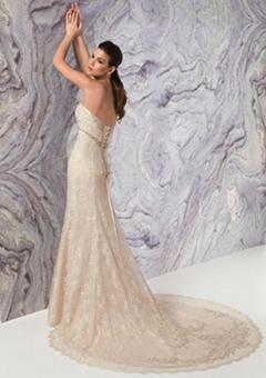 Rochie de mireasa de inchiriat stil sirena