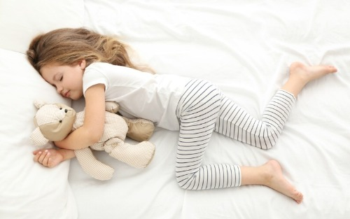 somnul la copii si bebelusi
