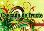 Cascada de fructe