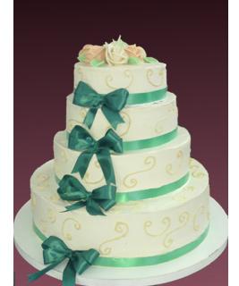 Model tort de nunta 3 - Cofetaria Andalusia