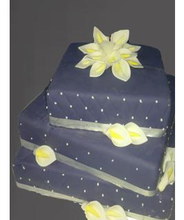 Model tort de nunta 4 - Cofetaria Andalusia