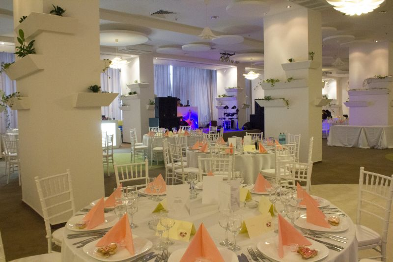 Restaurant nunta  Scala 4