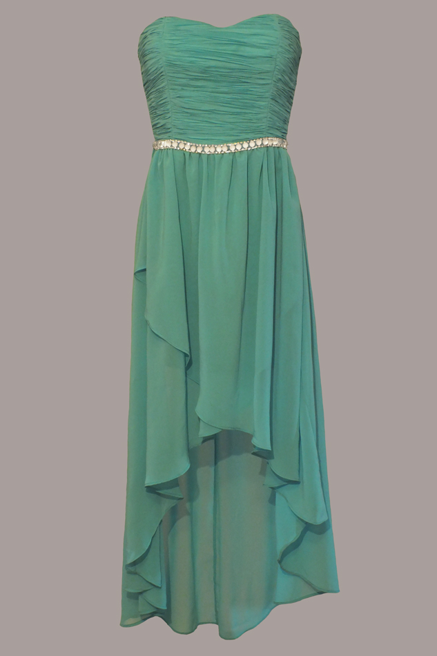Rochie deluxe turquoise