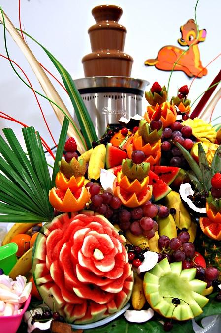 Cascada de fructe poza 26