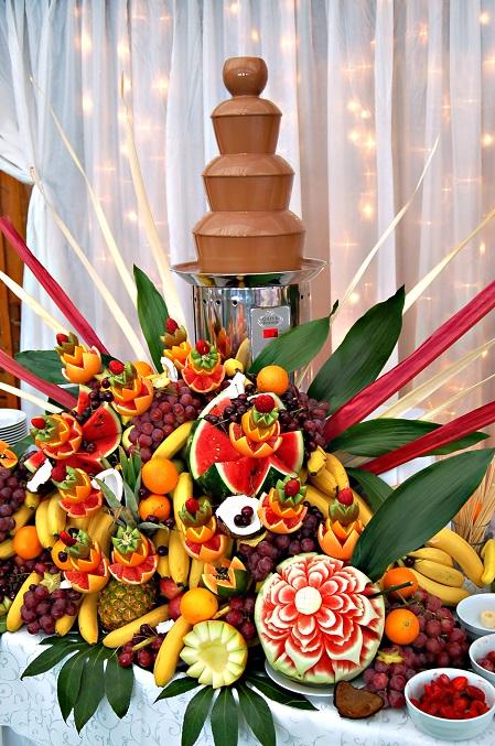 Cascada de fructe poza 31