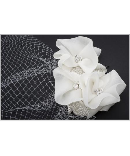 Floare de par Josephine model 2