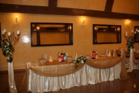 Restaurante nunta Restaurant Daemi