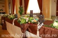 Aranjamente nunta Boutique Events