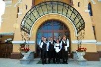 Restaurante nunta Restaurant Belle Epoque