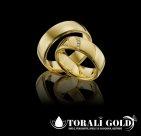 Verighete Torali Gold